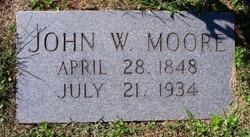 """John Whitson """"Sheep John"""" Moore"""