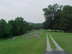 Sand Run Baptist Church Cemetery