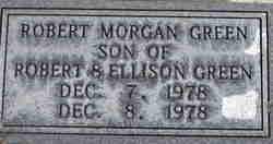 Robert Morgan Green
