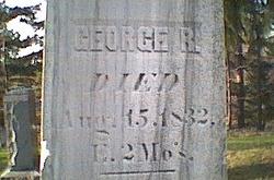 George R Davis