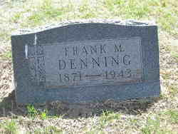 Frank M. Denning