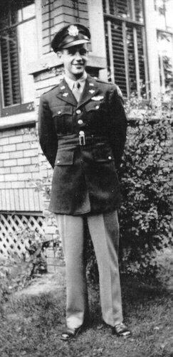 2LT Bernard J. McGivern