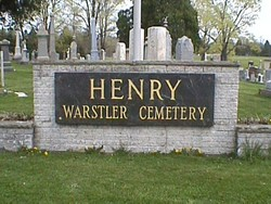 Henry Warstler Cemetery
