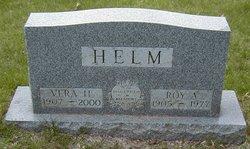 Roy August Helm