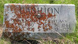 Capt Andrew Jackson Cashion