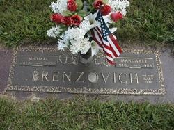 Margaret K <I>Evanesky</I> Brenzovich