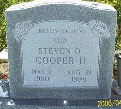Steven D. Cooper, II