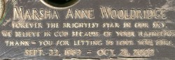 Marsha Anne Wooldridge