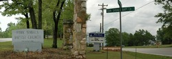 Fork Shoals Baptist Church Cemetery
