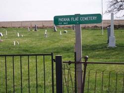 Pataha Flat Cemetery