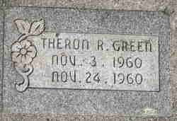 Theron Rodney Green