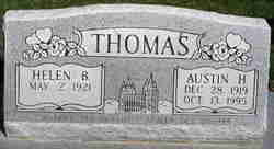 Austin Huffaker Thomas