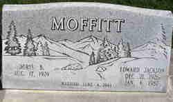Edward Jackson Moffitt