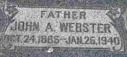 John Alfred Webster