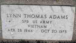 Lynn Thomas Adams