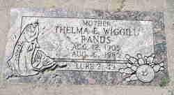 Thelma Elizabeth <I>Wiggill</I> Rands