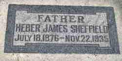 Heber James Sheffield, Jr