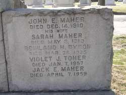 Jack E. Maher