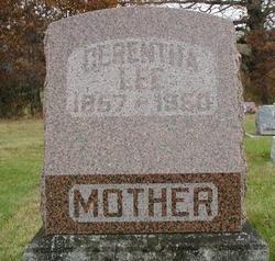 Cerentha Evelyn <I>Long</I> Lee