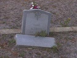 Ysabel <I>Cuellar</I> Aldrete