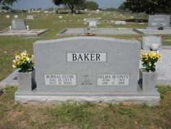 Delma Lois <I>McGinty</I> Baker