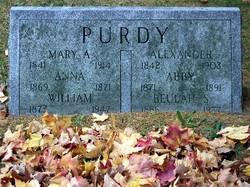 """William Judson """"Bill"""" Purdy"""