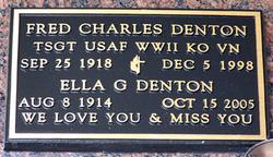 Fred Charles Denton