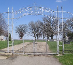 Oakland Lutheran and Trondhjem Cemetery