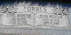 John William Forbes