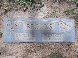 Florence <I>Wilson</I> Brooks