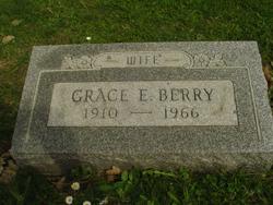 Grace Elizabeth <I>Rundell</I> Berry