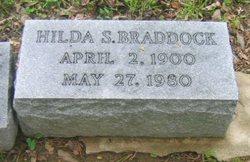 Hilda Marjorie <I>Sinclair</I> Braddock