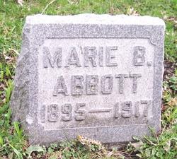 Marie <I>Brinkert</I> Abbott