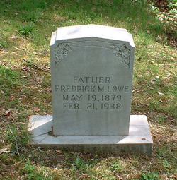 Fredrick M. Lowe
