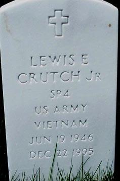 Lewis Edward Crutch, Jr
