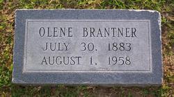 Olene <I>Robbins</I> Brantner