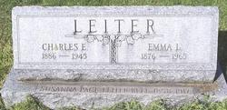 Susanna Page <I>Leiter</I> Bell