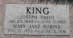 Joseph Smith King