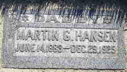 Martin Grant Hansen