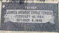 James Monroe Christensen
