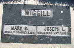 Mary Susanne <I>Whitesides</I> Wiggill