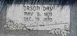 Orson Davis Day