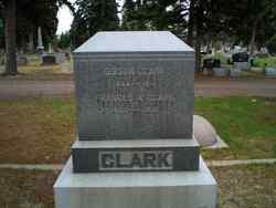 Frances A <I>Johnson</I> Clark