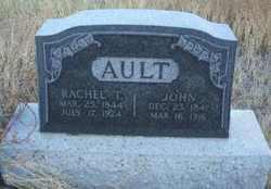 Rachel <I>Terrell</I> Ault