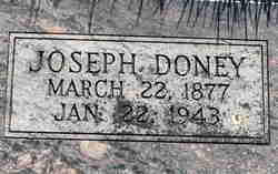 Joseph Doney