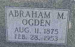 Abraham Mansell Ogden