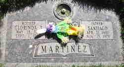 Clorinda <I>Santistevan</I> Martinez