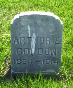 Arthur Edmund Cordon