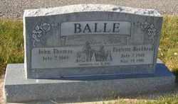 Paulette <I>Bankhead</I> Balle