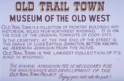 Old Trail Town Cemetery